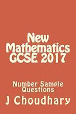New Mathematics Gcse 2017