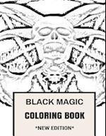 Black Magic Coloring Book