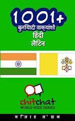 1001+ Basic Phrases Hindi - Latin