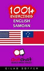 1001+ Exercises English - Samoan