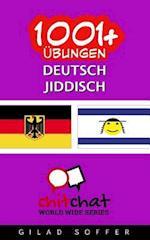 1001+ Ubungen Deutsch - Jiddisch