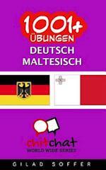1001+ Ubungen Deutsch - Maltesisch