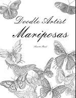 Doodle Artist - Mariposas