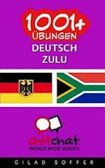 1001+ Ubungen Deutsch - Zulu