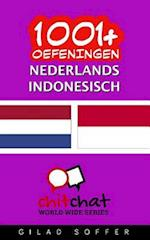 1001+ Oefeningen Nederlands - Indonesisch
