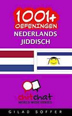 1001+ Oefeningen Nederlands - Jiddisch