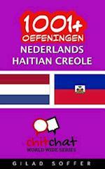 1001+ Oefeningen Nederlands - Haitian Creole