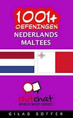 1001+ Oefeningen Nederlands - Maltees