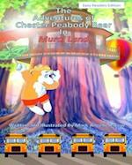 The Adventures of Chester Peabody Bear - In Mural Land af MR Mark Angelo Askew