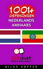 1001+ Oefeningen Nederlands - Amhaars