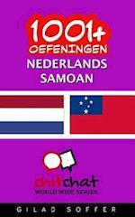 1001+ Oefeningen Nederlands - Samoan