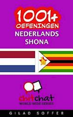 1001+ Oefeningen Nederlands - Shona
