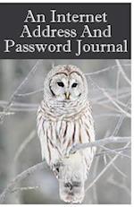 An Internet Address and Password Journal