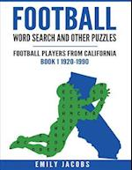 Football Word Search and Other Puzzles