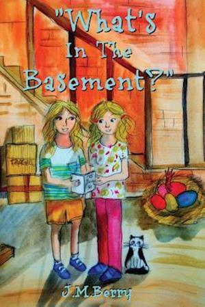 Bog, paperback What's in the Basement af J. M. Berry