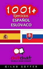 1001+ Ejercicios Espanol - Eslovaco