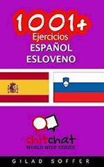 1001+ Ejercicios Espanol - Esloveno