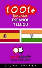 1001+ Ejercicios Espanol - Telugu