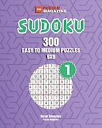 Sudoku - 300 Easy to Medium Puzzles 9x9 (Volume 1) af Sergii Tolmachov