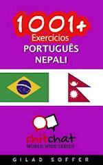 1001+ Exercicios Portugues - Nepali