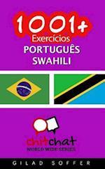1001+ Exercicios Portugues - Swahili