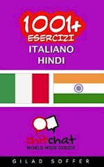 1001+ Esercizi Italiano - Hindi