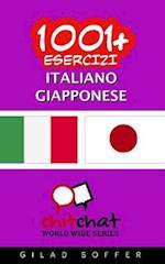1001+ Esercizi Italiano - Giapponese