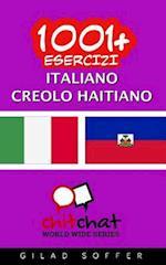 1001+ Esercizi Italiano - Creolo Haitiano