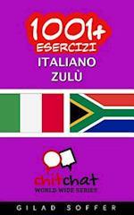 1001+ Esercizi Italiano - Zulu