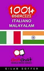 1001+ Esercizi Italiano - Malayalam