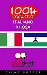 1001+ Esercizi Italiano - Xhosa