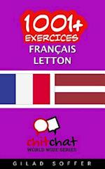 1001+ Exercices Francais - Letton