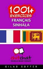 1001+ Exercices Francais - Sinhala