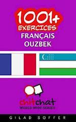 1001+ Exercices Francais - Ouzbek