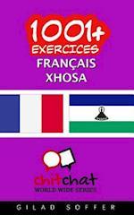 1001+ Exercices Francais - Xhosa