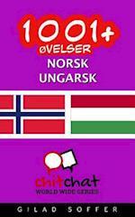 1001+ Ovelser Norsk - Ungarsk