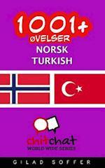 1001+ Ovelser Norsk - Turkish
