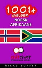 1001+ Ovelser Norsk - Afrikaans