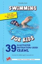 Crawl - 39 Illustrated Instruction Cards