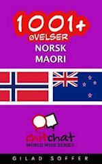 1001+ Ovelser Norsk - Maori