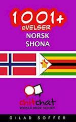 1001+ Ovelser Norsk - Shona