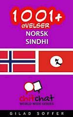 1001+ Ovelser Norsk - Sindhi