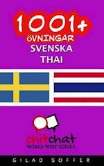 1001+ Ovningar Svenska - Thai