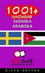 1001+ Ovningar Svenska - Arabiska