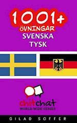 1001+ Ovningar Svenska - Tysk