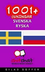1001+ Ovningar Svenska - Ryska