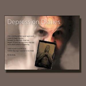 Bog, paperback Depression Diaries af MR Pj McArdle