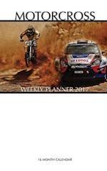 Motocross Weekly Planner 2017