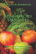 Alimentacao Saudavel = Saude Perfeita - Vol. III