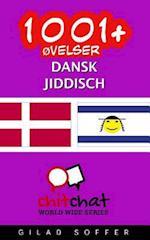 1001+ Ovelser Dansk - Jiddisch